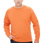 The Foundry Supply Co.™ Crew Fleece Sweatshirt - Big & Tall