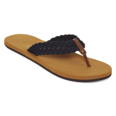 jcpenney.com | Payson Studios Laguna Double Braided Thong Sandals