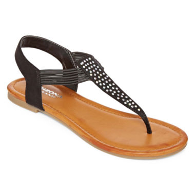 jcpenney.com | Arizona Harrison Flat Sandals