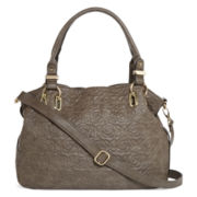 Latique Galina Satchel Crossbody Bag