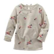 OshKosh B'gosh® Long-Sleeve Pocket Tee - Preschool Girls 4-6x