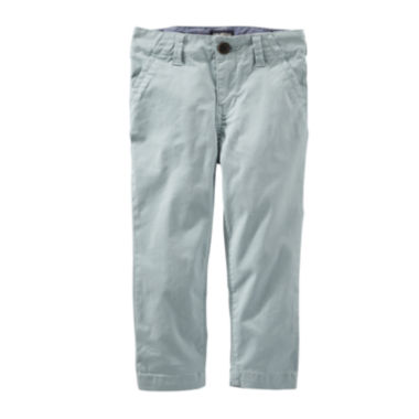 jcpenney.com | OshKosh B'gosh® Twill Pants - Preschool Boys 4-7