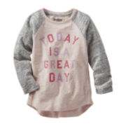 OshKosh B'Gosh® Long-Sleeve Tunic - Toddler Girls 2t-5t