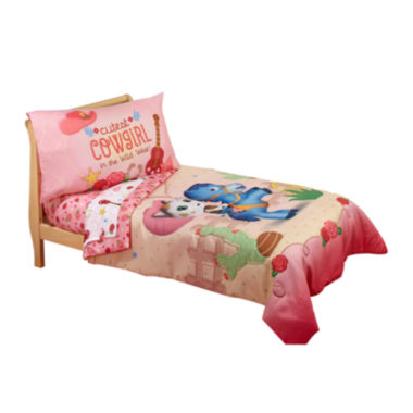 jcpenney.com | Disney 4-pc. Sheriff Callie Toddler Bedding Set