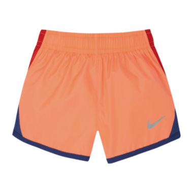 jcpenney.com | Nike® Dri-Fit Running Shorts - Preschool Girls 4-6x