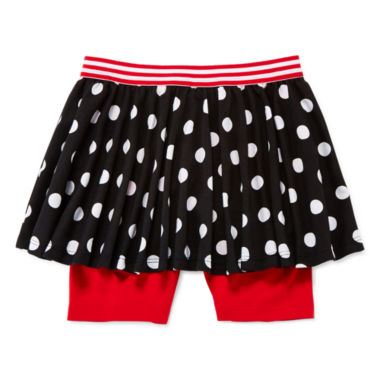 jcpenney.com | Disney Apparel by Okie Dokie Minnie Mouse Skort - Preschool Girls 4-6x