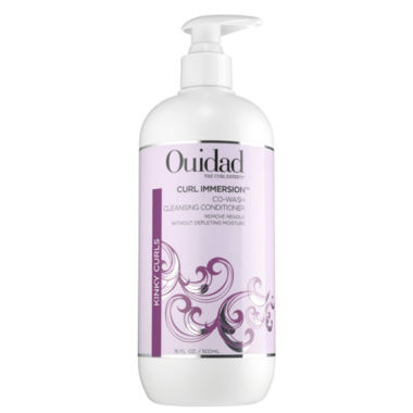 jcpenney.com | Ouidad CURL IMMERSION™ CO-WASH CLEANSING CONDITIONER