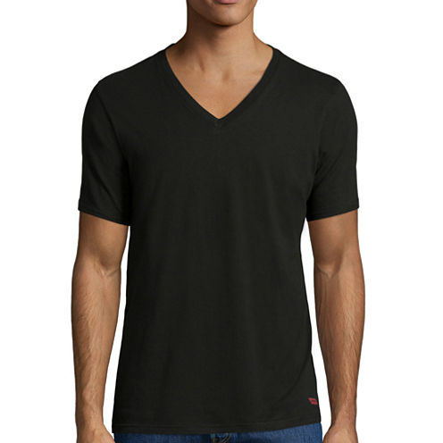 Levi's® 3-pk. Cotton V-Neck T-Shirts