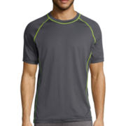 Xersion™ Short-Sleeve Swim Tee