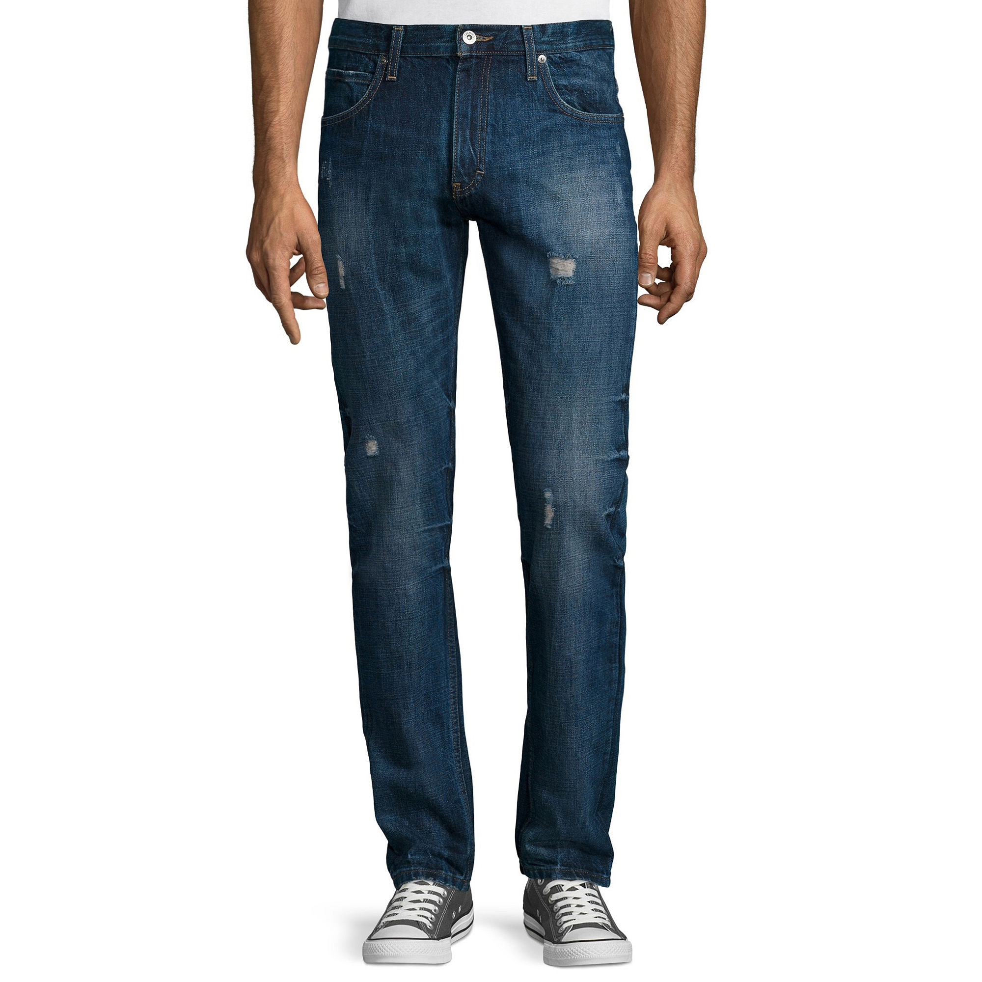 Dickies Tapered Vintage Denim Pants - Slim Fit plus size,  plus size fashion plus size appare