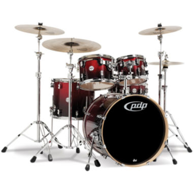 jcpenney.com | Pacific Drums CM5 Concept Maple Drum 5-pc. Shell Pack