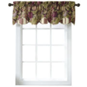 Waverly® Floral Florish Cordial Valance