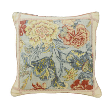 jcpenney.com | Waverly® Sonnet Sublime Square Decorative Pillow