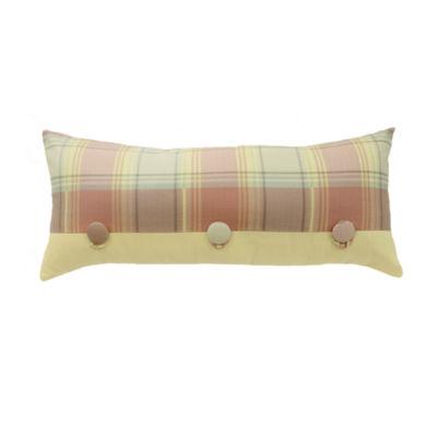 Waverly® Sonnet Sublime Tufted Oblong Decorative Pillow