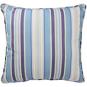 Waverly® Charleston Chirp Larkspur Reversible Decorative Pillow