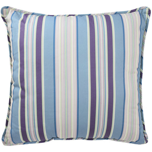 Waverly® Charleston Chirp Larkspur Reversible Decorative Pillow