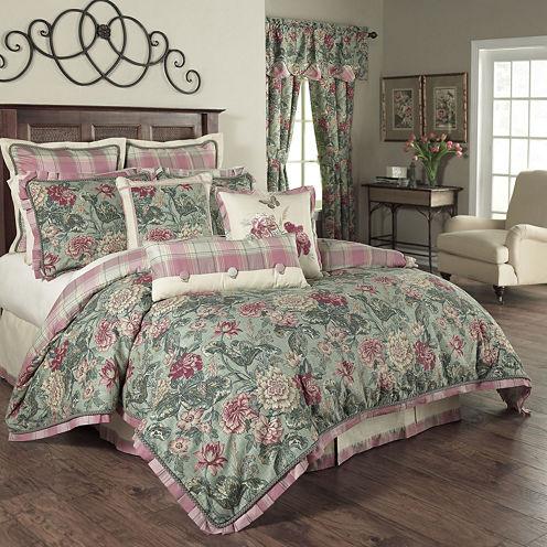Waverly® Sonnet Sublime 4-pc. Comforter Set