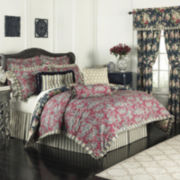 Waverly® Sanctuary Rose 4-pc. Comforter Set & Accessories