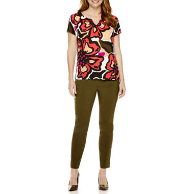 jcpenney.com | Worthington® Blouse or Centennial Ankle Pants
