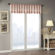 Kylie Ruffle Rod-Pocket Valance