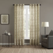 Pacey Grommet-Top Curtain Panel
