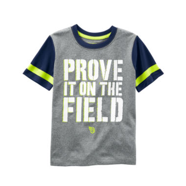 jcpenney.com | Oshkosh Short Sleeve T-Shirt-Preschool Boys