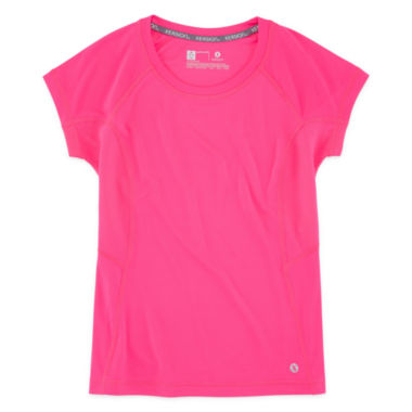 jcpenney.com | Xersion Short Sleeve T-Shirt-Big Kid Girls