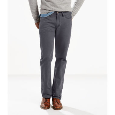 jcpenney.com | Levi's® 514™ Straight Fit Canvas Twill