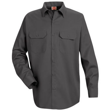 jcpenney.com | Red Kap® ST52 Utility Uniform Shirt–Big & Tall