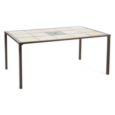 jcpenney.com | Outdoor Oasis™ Stratton Tiled Table