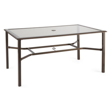 jcpenney.com | Outdoor Oasis™ Newberry Rectangular Table