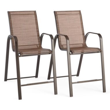 jcpenney.com | Andora Sling Stacking Chair - Set of 2