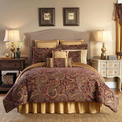 Croscill Classics Regalia 4-pc. Comforter Set
