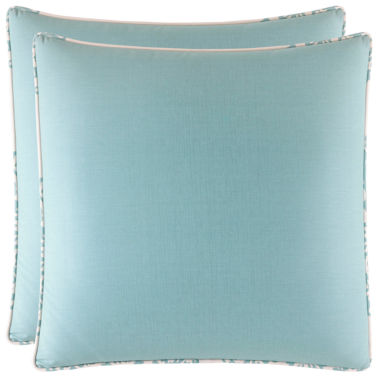 jcpenney.com | Stone Cottage Bristol Medallion Euro Pillow