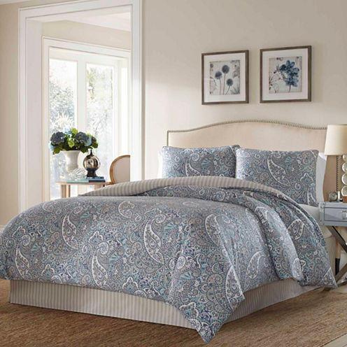 Stone Cottage Lancaster 4-pc. Midweight Reversible Comforter Set