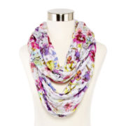 Butterfly and Bloom Scarf