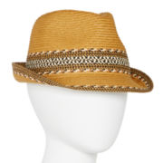 Studio 36 Folk Straw Fedora