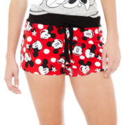 Mickey and Minnie Mouse Sleep Shorts