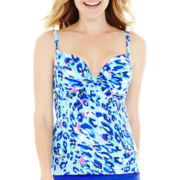 Maidenform Underwire Tankini Swim Top