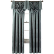 Liz Claiborne® Blakely Damask Window Treatments