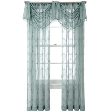 jcpenney.com | Liz Claiborne® Blakely Sheer Window Treatments