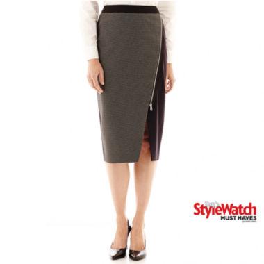 Worthington® Envelope Skirt  found at @JCPenney