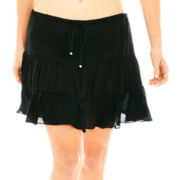 Porto Cruz® Tie-Waist Skirt Cover-Up
