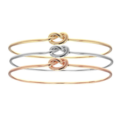 white solid new rose bracelet yellow hard shop arrivals ladies tri bangle bangles hinged gold