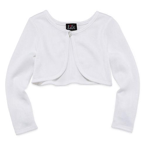 Lilt Ivory Cardigan Sweater - Preschool Girls 4-6x