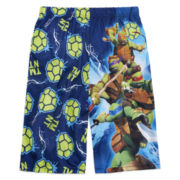 Teenage Mutant Ninja Turtles Pajama Shorts - Boys 4-16
