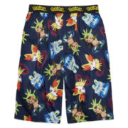 Pokémon™ Pajama Shorts - Boys 4-16