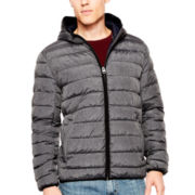 Levi's® Hooded Puffer Coat