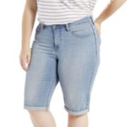 Levi's® 512 Perfectly Shaping Bermuda Shorts