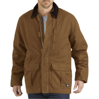 jcpenney.com | Dickies® Sanded Duck Insulated Coat - Big & Tall